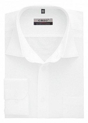 Мужская сорочка GREG бизнес уровня. ФОТО