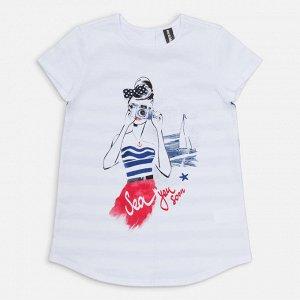 Новая футболка МИД