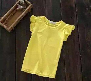 Очень симпатичная футболка туника на рост 100см!