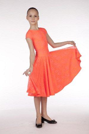 Платье для танцев р34