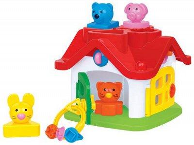 Осенний ценопад до 60%! Детский микс: одежда, игрушки, книги — Малышам. Логика, каталки, погремушки — Игрушки и игры