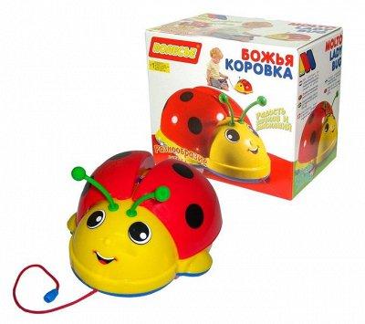 Полесье. Игрушки из лучшего пластика! Беларусь — Каталки малышам — Развивающие игрушки