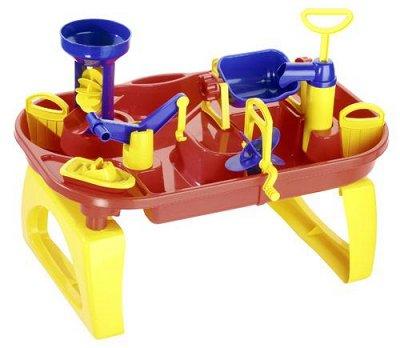 Полесье. Любимые игрушки из пластика. Успеем до повышения — Водный мир — Спортивные игры