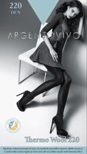 Колготки Argentovivo Thermo Wool 220
