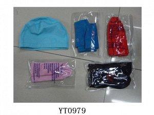 Шапочка для плавания 100024858  YT0979 25435-2 (1/500)