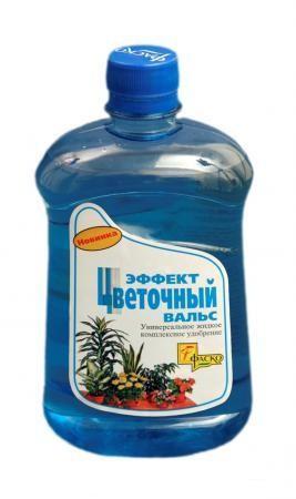 Уд Эффект Цветочный в бут 500мл минер жидк (9шт/кор)