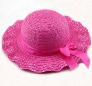 Шляпка детская на 3-5 лет