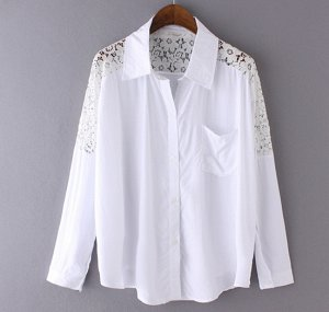 Летняя рубашка на 50 размер
