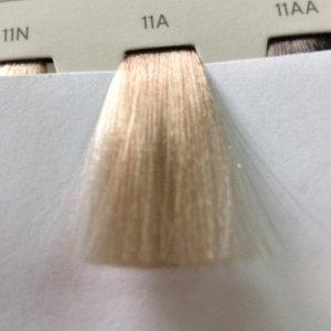 Краска 11A ультра светлый блондин пепельный 90 мл
