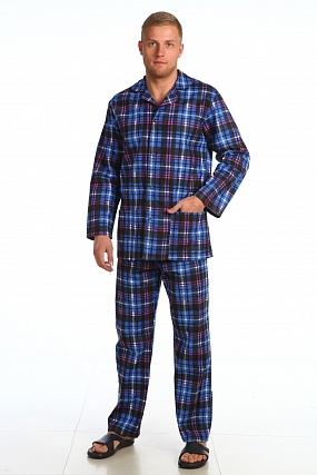 Хороший подарок мужчине.Теплая пижама