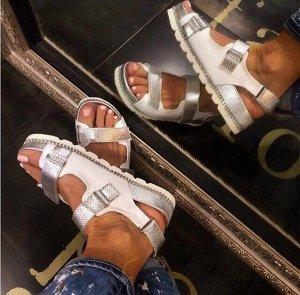 Итальянские сандали