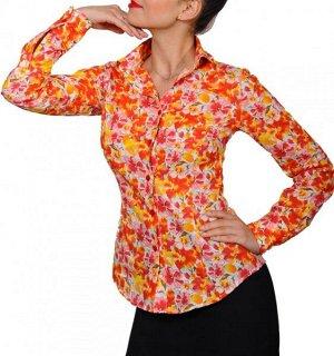 Невесомая легкая летняя блузка