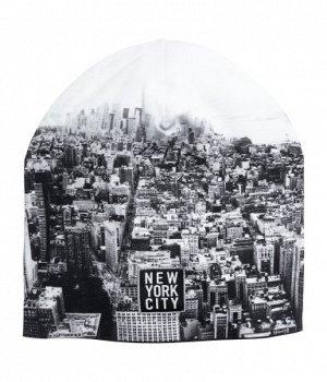 ШапкаЧерный / Нью-Йорк
