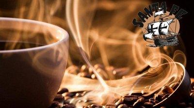 Приятного чаепития с РЧК!  — Кофе зерновой Santa-Fe  — Кофе и кофейные напитки