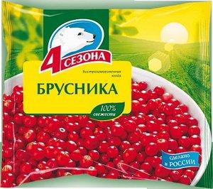 """Брусника """"4 сезона""""  300г"""
