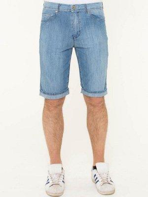 Легкие мужские джинсовые шорты