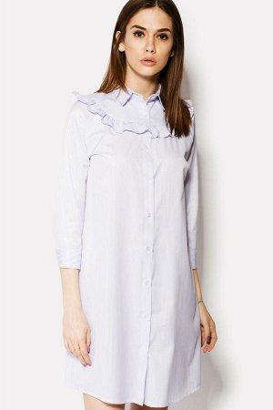 Клевое платье рубашка