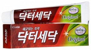 "CJ LION ""Dr. Sedoc"" Зубная паста Масло чайного дерева 100гр против бактерий"