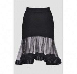 Эффектная юбка на 44 размер