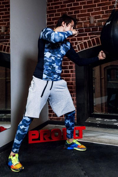 Profit  -одежда для фитнесса, прогулок ,отдыха *№39 — МУЖСКАЯ КОЛЛЕКЦИЯ  — Спортивные костюмы