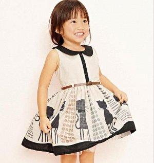 Прелестное платье на лето