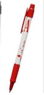 Ручка шариковая на пружине