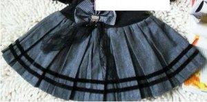 """Костюм -""""тройка"""": блуза, жилет, юбка"""