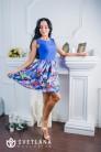 классное легкое  платье