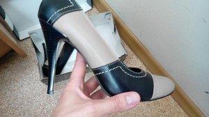 туфли на размер 39,5-40