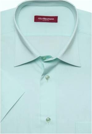 Рубашка короткий рукав. Ворот на 38-39