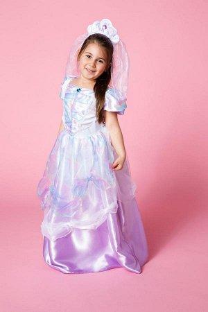 Костюм карнавальный для девочки принцесса
