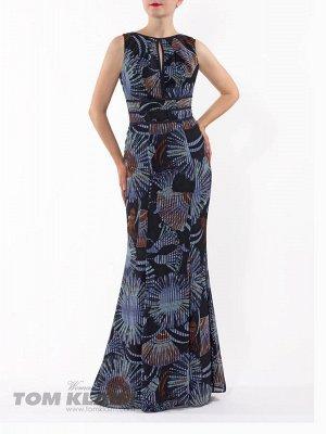 Элегантное летнее платье.