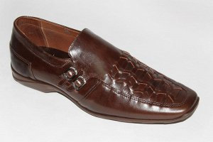 Отличные мужские туфли из натуральной кожи.