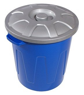 Бак Бак 38,0л с крышкой [ГРОССО]. Многофункциональные баки из пластмассы используются для хранения пищевых продуктов и воды. Особенно актуальны баки для тех мест, где в летний период случаются профила
