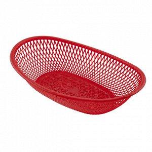 Сухарница Сухарница большая. Размер изделия: 330*220*85 мм Сухарница большая из экологически безопасной пластмассы от компании Полимербыт станет настоящим украшением вашего праздничного стола. В ней п