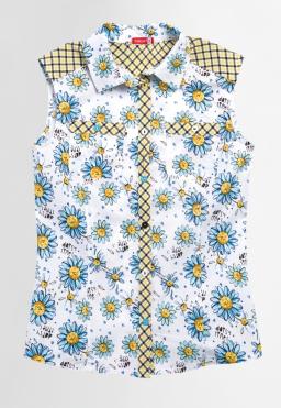 GWVX475 блузка для девочек  ТМ Pelican