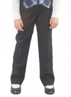 брюки школьные на девочку, орби, р. 134