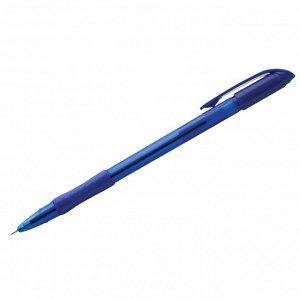 """Ручка шариковая OfficeSpace """"Nord"""" синяя, 0,7мм, грип, на масляной основе, штрихкод"""
