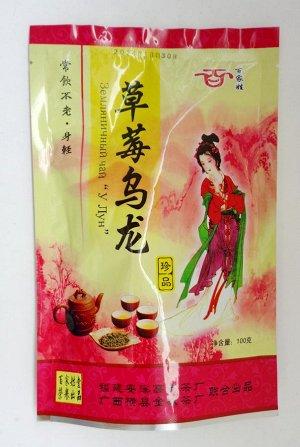 Земляничный чай У Лун