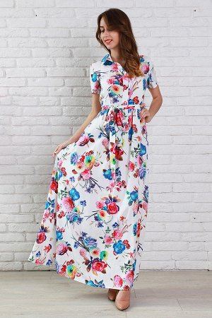 Летнее красивенное платье