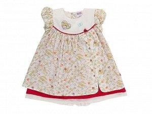 Летнее платье Sweet Berry для малышки, р-р 86 (скорее к 92 ближе)