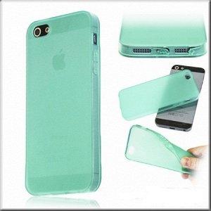 Чехол силикон цветной с заглушками iphone 6 plus