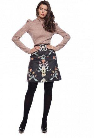 Новая юбка от Ксении Князевой.