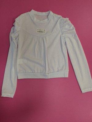 Блузка для девочки белая