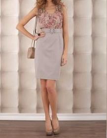 Платье хорошего качества, цвет как на фото, размер 42-44