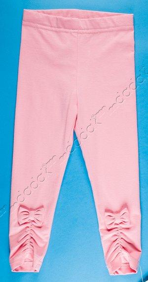 Розовые лосины на принцессу, р-р 80.