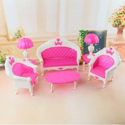 Детский мир: одежда, обувь, аксессуары, игрушки. Наличие! — Мебель и многое другое для кукольного дома, питомцы — Игровая мебель