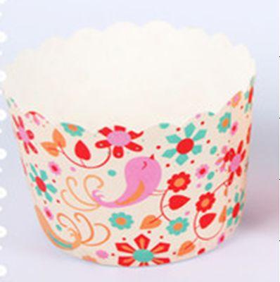 Пряничная фея . Цветные глазури Чентрамерика🍓 — Капсулы для кексов и конфет, стаканчики — Выпечка