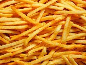 Картофель фри классический сорт Б 7/7 мм 1/4/2,5кг (GOLDEN RIVER 2,5KG)