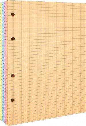Сменный блок 200л., А5, ArtSpace, 4 цвета, пленка т/у